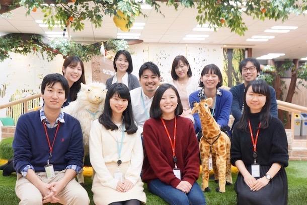 teamwork kintone cybozu japan company culture