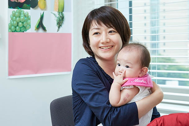kintone cybozu japan company culture parental maternity leave