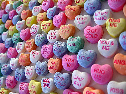 Valentine's Day Survival Guide candy