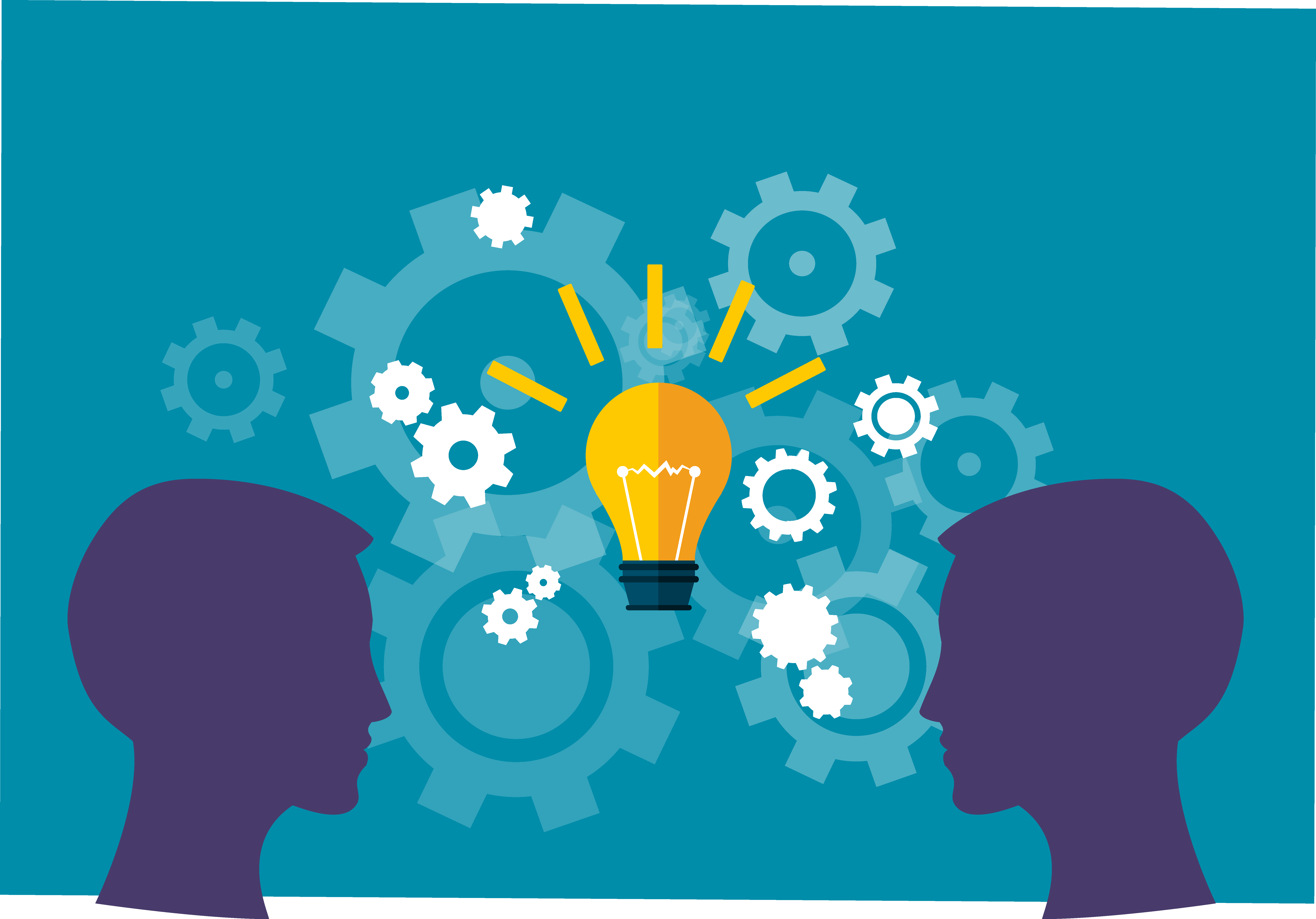 teamwork ideas business transformation