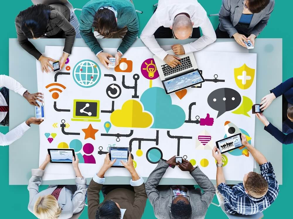 cloud computing enterprise applications