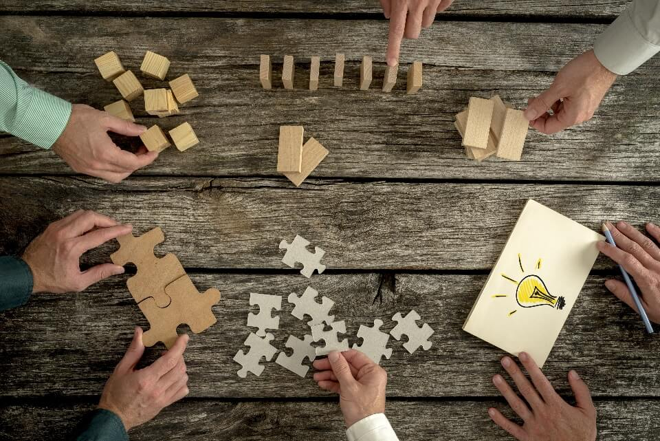 collaboration kintone business applications