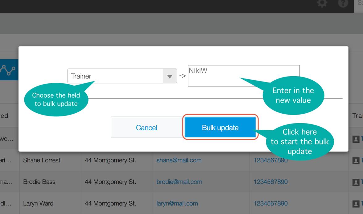 Bulk-Update-Plugin Example