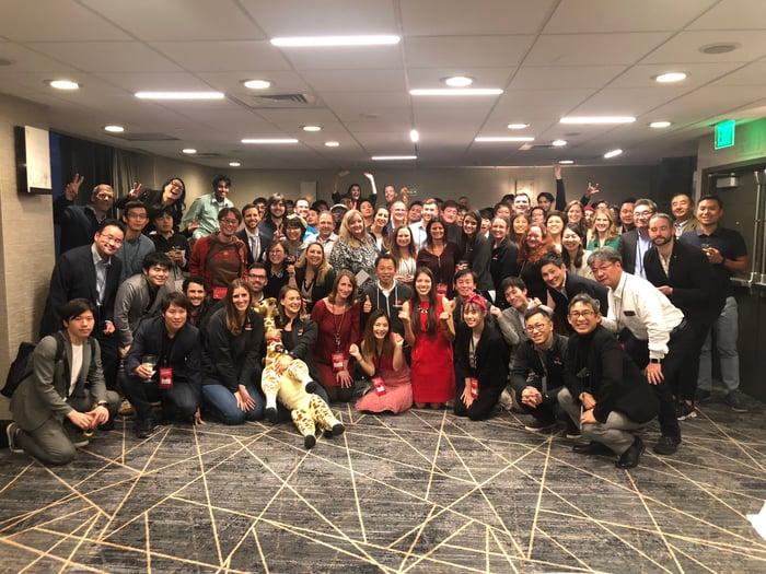 Kintone Connect 2018 - Group Photo