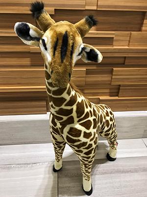 KT the Kintone Giraffe!