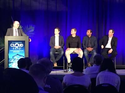cloud expo power panel digital transformation