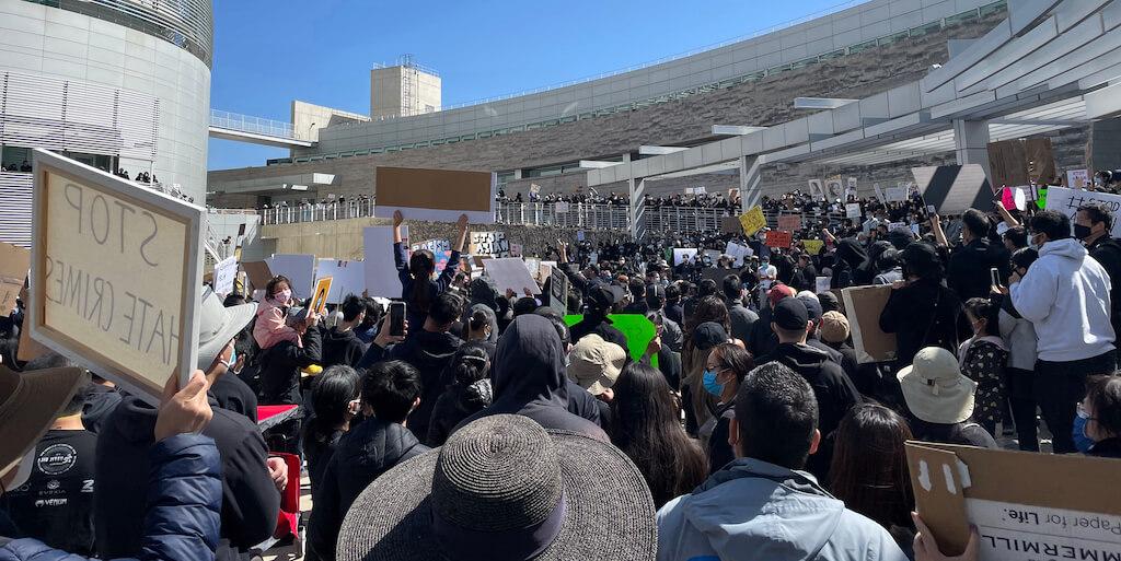 San Jose #StopAsianHate Rally
