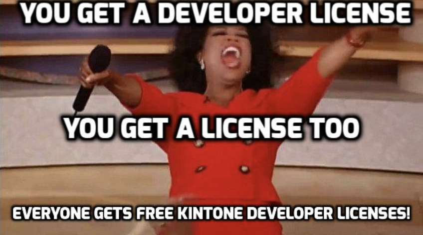 Kintone Dojo Coding  San Francisco Event