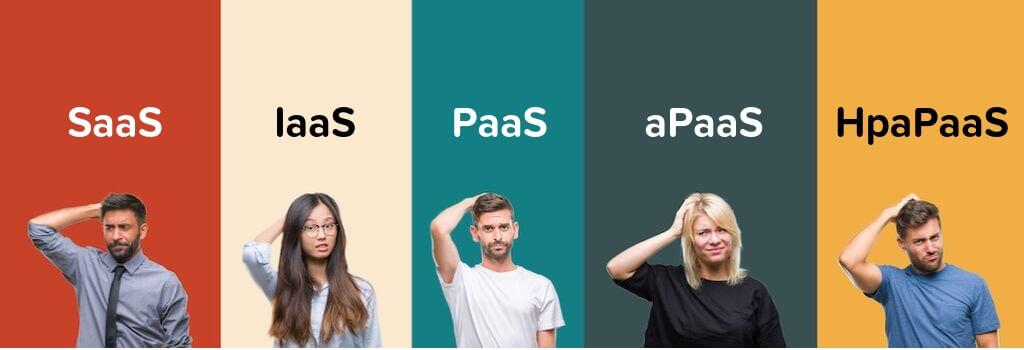 What's the difference between SaaS _ IaaS _ PaaS _ aPaaS _ HpaPaaS - 2