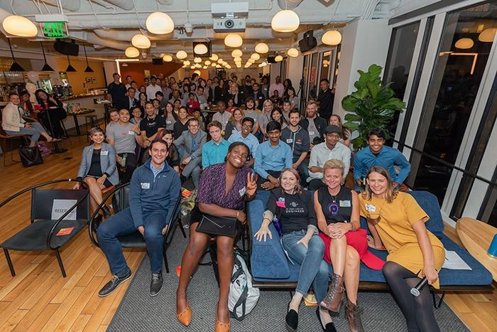 Kintone's 2018 Social Impact Challenge -