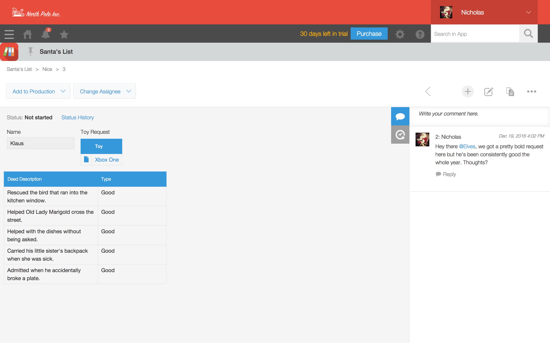 online database application builder