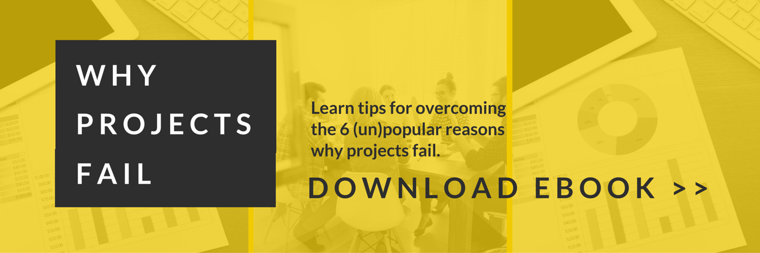 why projects fail software management ebook - by Kintone