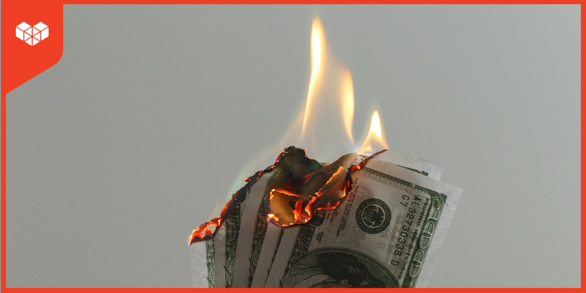 Email is burning your cashflow