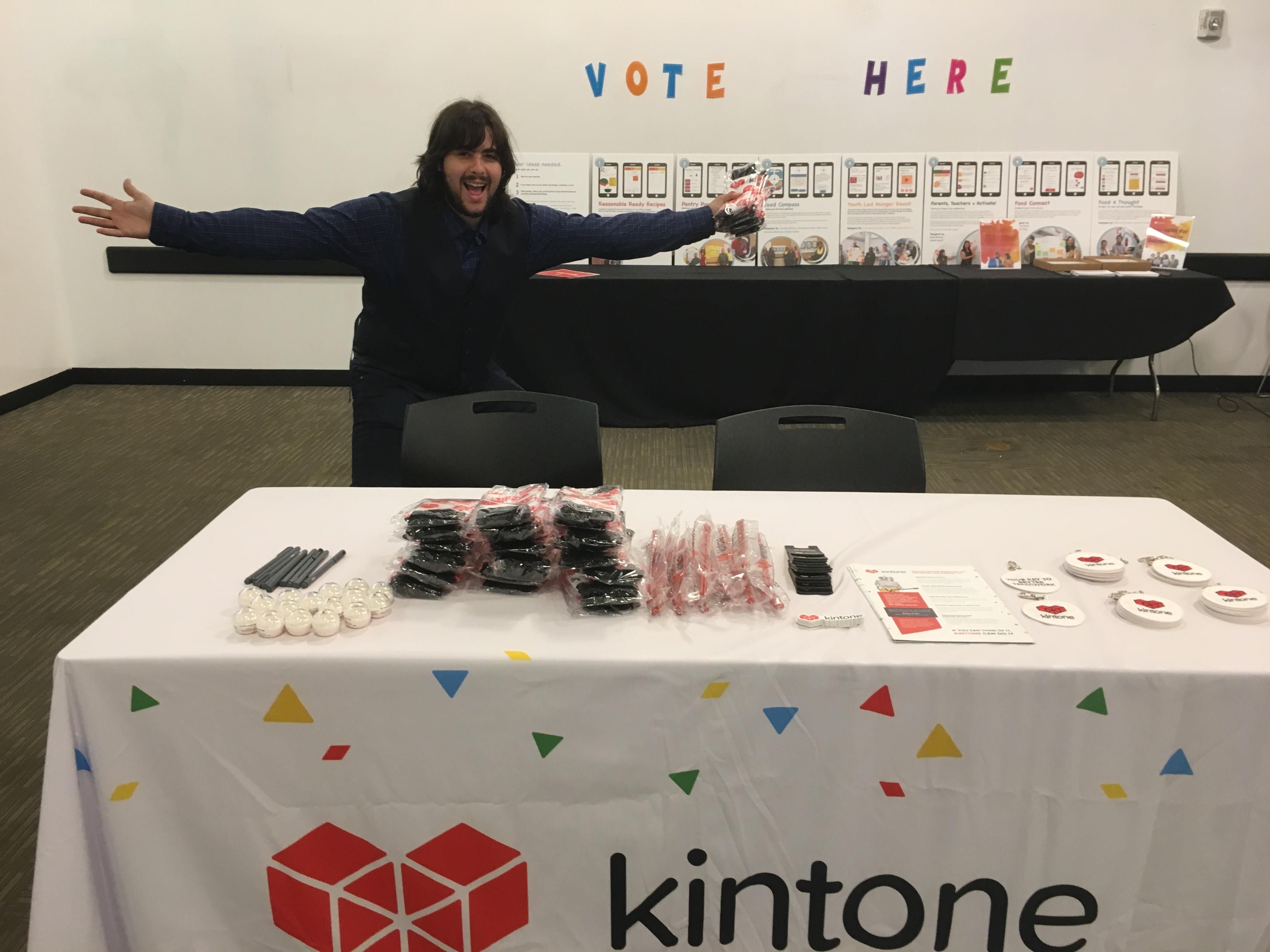 KintoneConnectChicago_SocialImpact