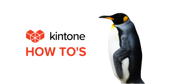 Kintone How Tos blog feature9
