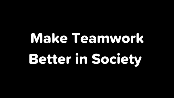 A Letter from our CEO on Making Teamwork Better in Society - Kintone