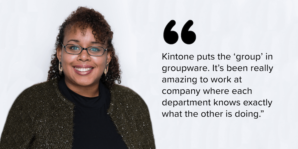Meet Kelly, Kintone's Sales Engineering Apprentice from Techtonica