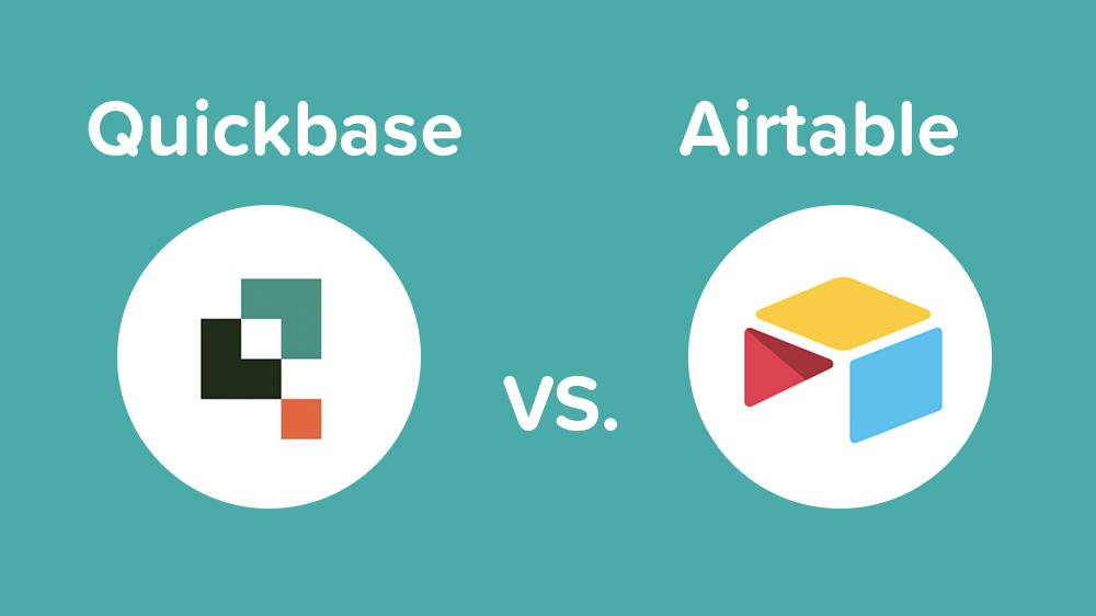 quickbase vs airtable comparison review