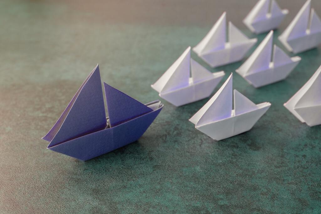 ships following